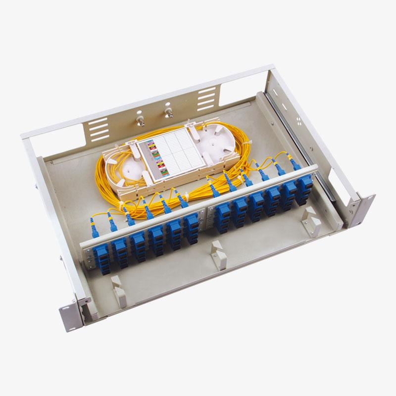 Panneau de brassage fibre optique OF-01003 OF-01004 OF-01005 OF-01006