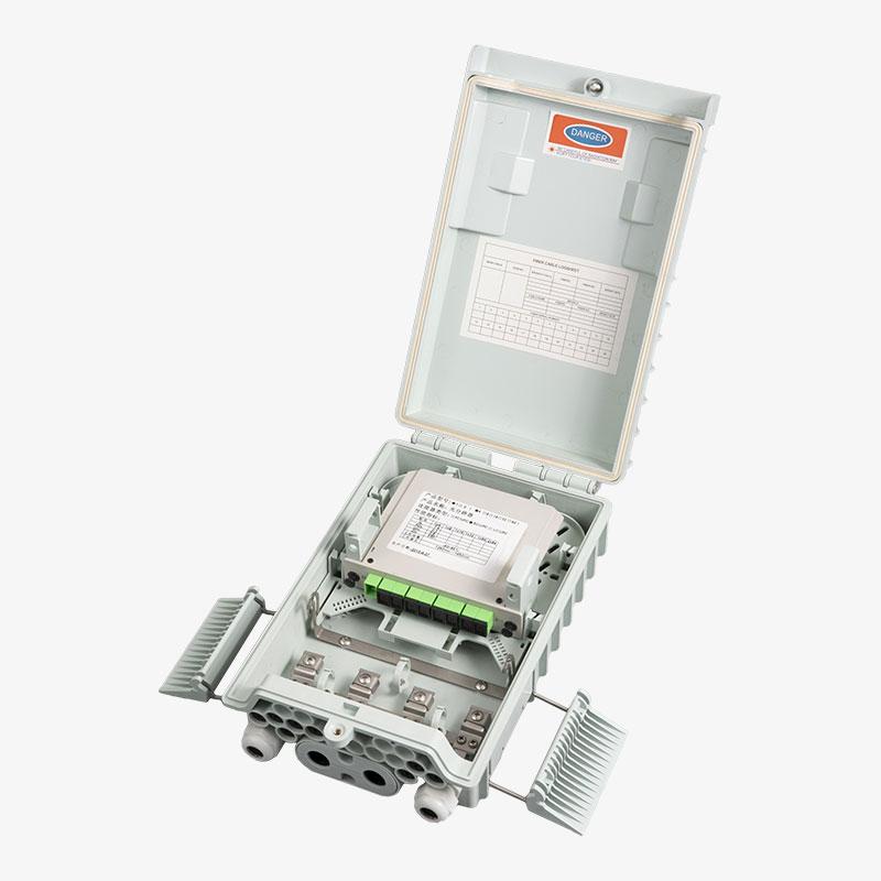 Boîte de distribution extérieure FTTH OF-03001-16P